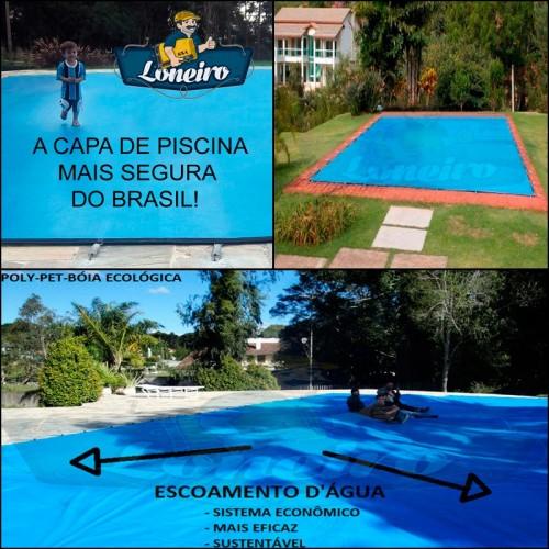 capa para piscina de prote o e cobertura super redonda 2 On piscina 5 metros diametro